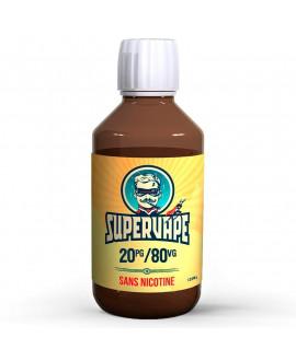 Base 120ml 20/80 [Supervape]