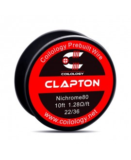 Clapton Coilology